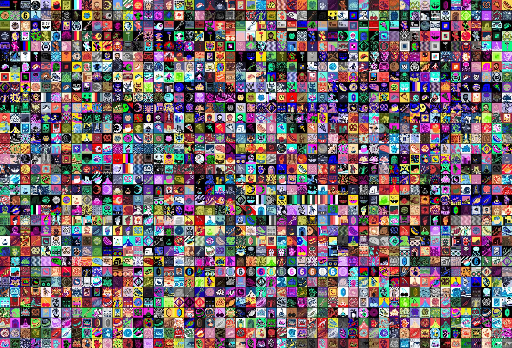 Blitmap Collection